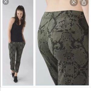 Lululemon jet pants